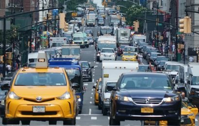 Drivers need to start paying to use New York City's streets