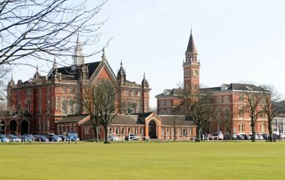 Police patrols stepped up outside two of London private schools