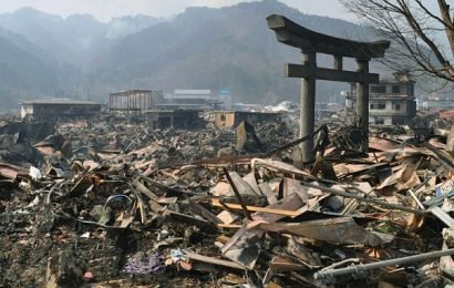 Japan 'highly likely' to be hit by large earthquake within 30 years
