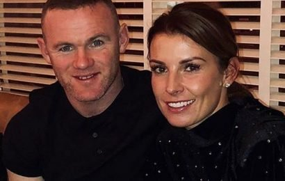 Coleen Rooney 'flees US' after 'forgiving' Wayne over romantic Valentine's meal