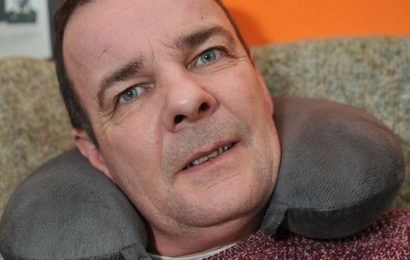 Disabled dad left 'starving and freezing' at home after benefits stopped