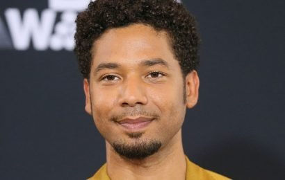Empire star Jussie Smollett 'named as suspect for filing false police report'