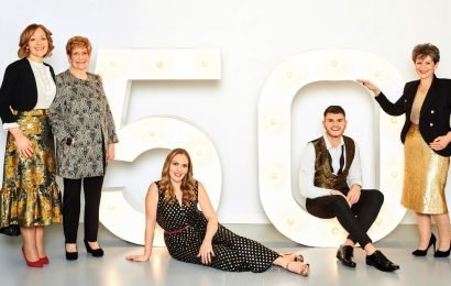 Celebrating 50 years of weight loss success from diet pros Slimming World