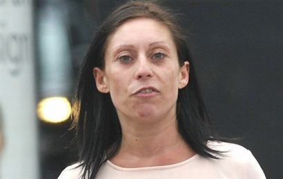 Mum, 35, stabbed her abusive boyfriend after he told her he was having an affair