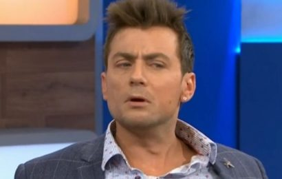 Paul Danan reveals moment parents saved his life when he overdosed on heroin