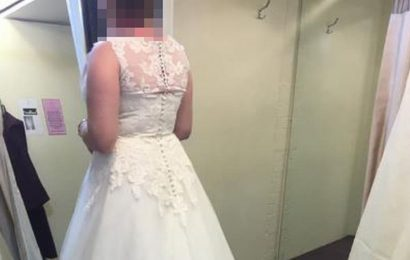 Woman sells wedding dress on Facebook to pay for divorce from 'liar' husband