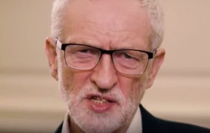 Corbyn slams defectors for quitting to 'sit with disaffected Tory MPs'
