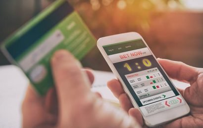 Youngsters are 'risking addiction' in smartphone betting boom