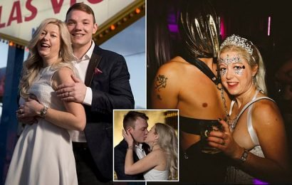 Bumble bride is still with man she wed in Vegas on first date