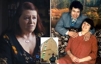 Fred West's ex-lodger says she heard children scream 'stop it daddy'