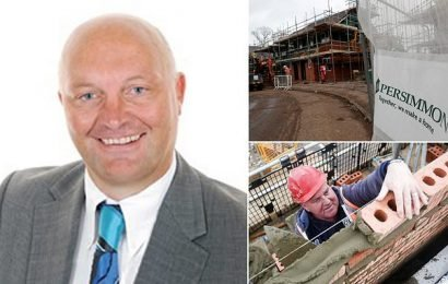 New Persimmon boss defends housebuilder amid Help to Buy scandal