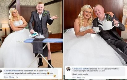 Hotel accused of sexism over course teaching grooms domestic tasks