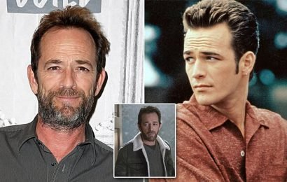 Luke Perry, 52, is hospitalized after suffering a stroke