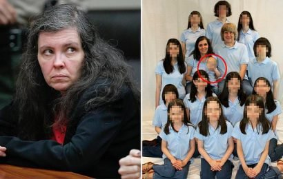House of Horrors mom Louise Turpin cries in jail and misses her kids