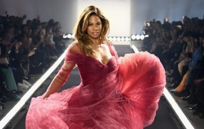 Laverne Cox Kicked Off NYFW — and Promptly Shut It Down — With Her Joyous Runway Walk