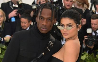 Kylie Jenner and Travis Scott's bizarre birthday tribute to daughter Stormi