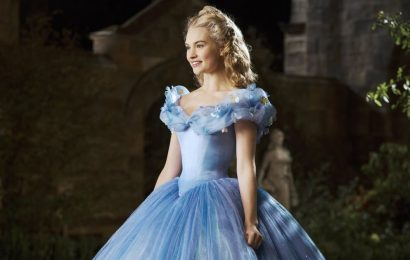 """Lily James Is """"Actively Seeking Characters From Now on That Are Different"""" From Cinderella"""