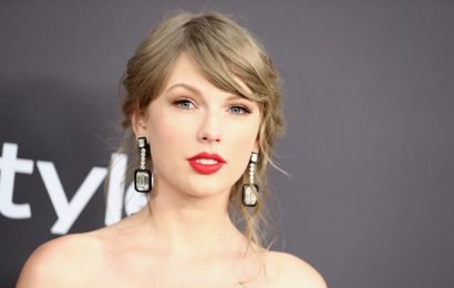 Taylor Swift Seriously Looked Like A Disney Princess At The BAFTAs