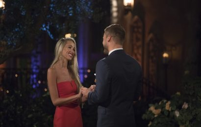 Heather's First Kiss On 'The Bachelor' Ended Up Being Pretty Cute