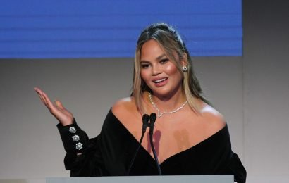 Chrissy Teigen Shared A New Bathtime Photo Of Baby Miles With A Hilarious Caption