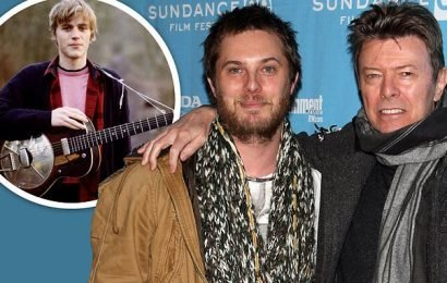 David Bowie's son Duncan Jones hits out against biopic about his dad