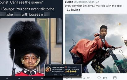 Sir Savage the 21st: Rapper in meme frenzy but fans leap to defence
