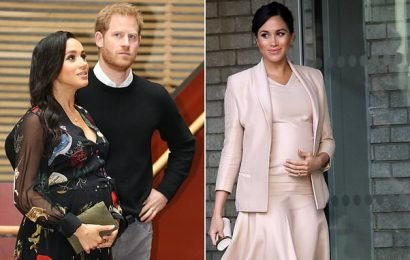 Mother-to-be Meghan is reportedly turning to acupuncture