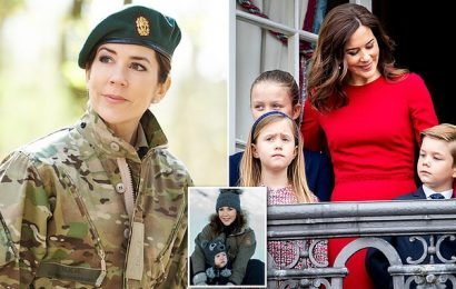 Princess Mary's best moments as she celebrates her 47th birthday