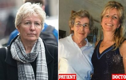 Family doctor accused of grooming pensioner who gave her £190,000