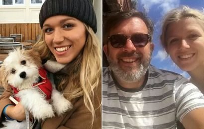 Father, 49, and daughter, 21, are killed in Mercedes van crash
