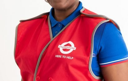 Tube staff threaten industrial action over being made to wear vests