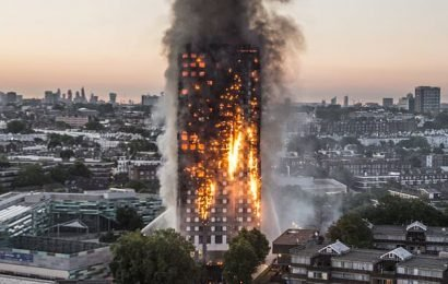 Grenfell Tower fire response showed 'systemic failure'