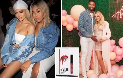Kylie Jenner takes revenge on cheating ex-BFF Jordyn Woods by slashing the £20 lip kits named after her to half price