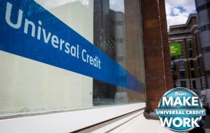 Universal Credit five-week wait 'sets Brits up to fail' and loads up families with debt from day one, charities warn