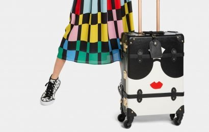 Alice + Olivia's New Luggage Will Have You Booking a Vacay ASAP