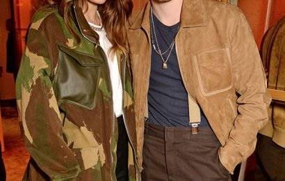 Hana Cross gushes over Brooklyn Beckham after he buys her THIS