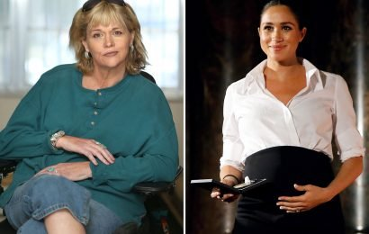 Samantha Markle slams half-sister Meghan's 'bull****' claims she spread 'vicious lies' and accuses Duchess of trying to 'destroy this family'