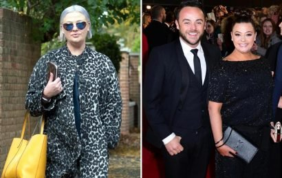 Lisa Armstrong is 'sick of keeping her mouth shut' and 'desperate' to tell all on Ant McPartlin split