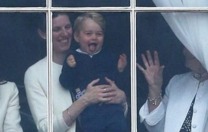 Prince George, Princess Charlotte and Prince Louis' Royal Nanny Is Banned From Saying This 1 Word