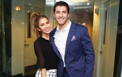 So Cute! Jason Tartick, Kaitlyn Bristowe Cuddle Up in Sweet Pic