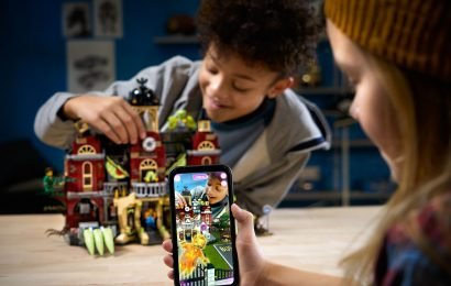 Lego launches amazing new toy range that comes to life through an app