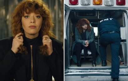 Netflix's Russian Doll soundtrack – what's the song you hear over and over again?