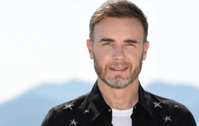 Take That star Gary Barlow has had plans to build a six-bed home in his garden rejected