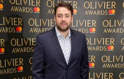 Jason Manford sparks concern for his welfare as he shares pic from hospital bed