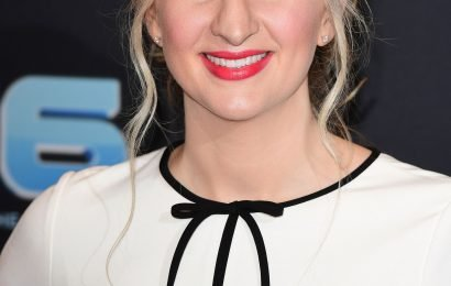 Rebecca Adlington reveals she's in therapy after suffering panic attacks since the death of her grandad