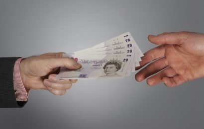 Public spending needs urgent curbing as freebies leave UK owing £6,600 billion, think tank says