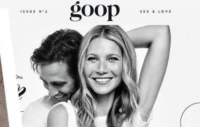 When is Gwenyth Paltrow's Goop on Netflix and what will the show be about?
