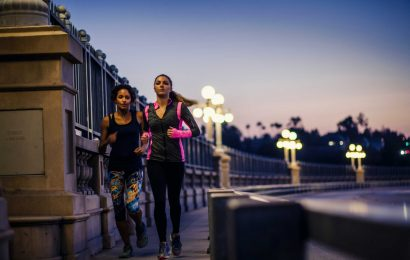 Exercise after work is 'better for weight loss than early morning workouts', experts reveal