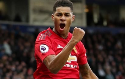 Rashford to net £50m with bumper contract that will double youngster's wages