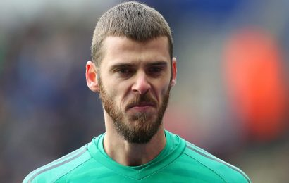 Man Utd's De Gea could be derailed following Ramsey's £400k move to Juventus… despite keeper wanting Old Trafford stay
